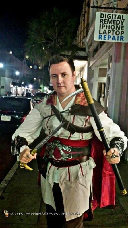 Assassin's Creed 2 Ezio Auditore Costume