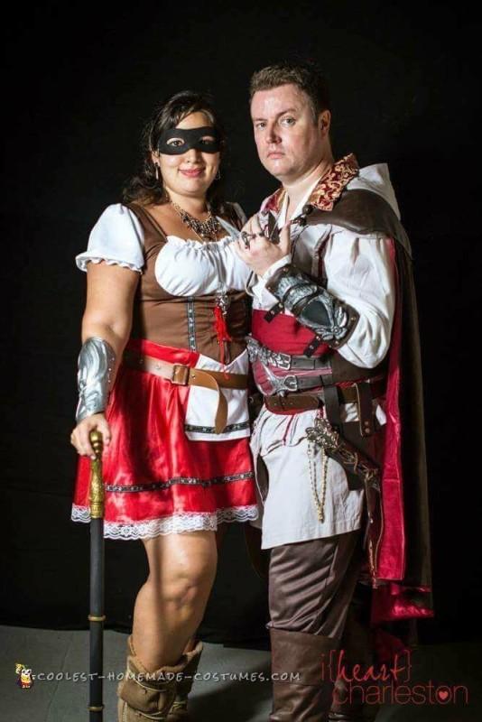 Assassin's Creed 2 Ezio Auditore Costume - 2