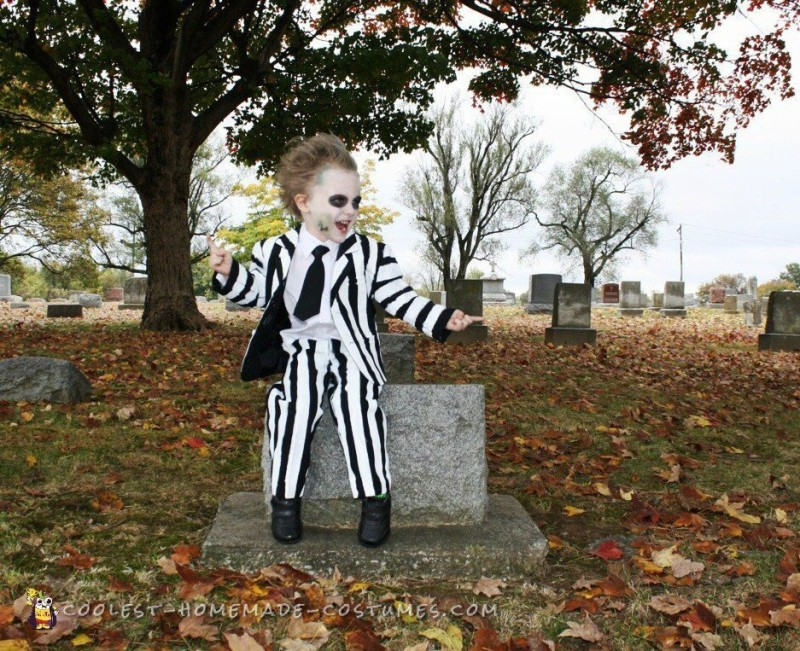Family Beetlejuice Character Costumes - 1