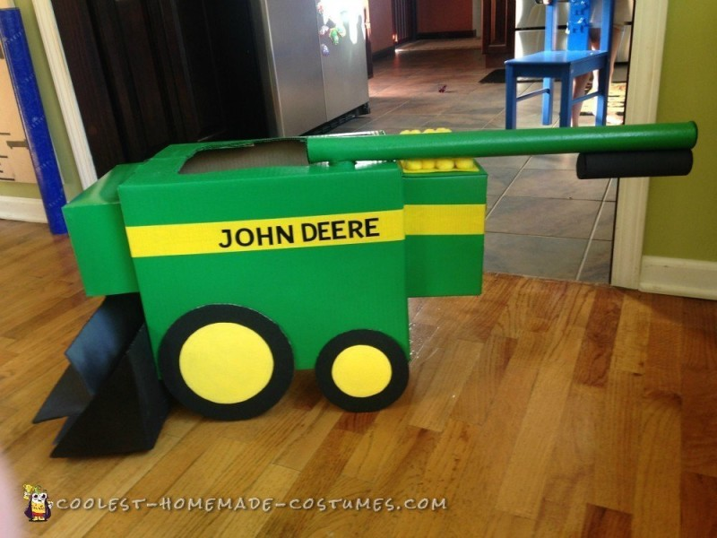 Farm Combine John Deere Costume