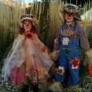 Homemade Scarecrow Costumes