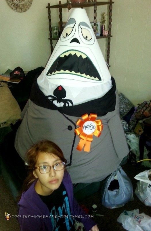 Oogie Boogie and Mayor Nightmare Before Christmas Halloween Costumes - 1