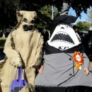 Oogie Boogie and Mayor Nightmare Before Christmas Halloween Costumes