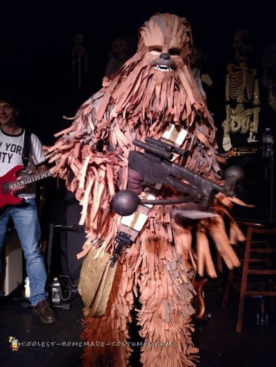 Cool Pinata Chewbacca Costume