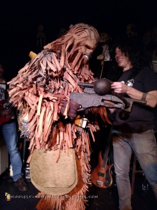 Cool Pinata Chewbacca Costume - 1