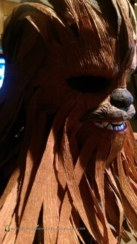 Cool Pinata Chewbacca Costume - 4