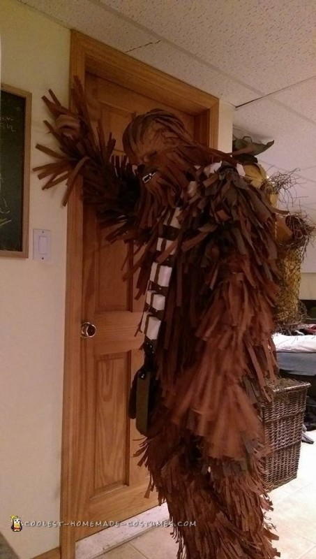 Cool Pinata Chewbacca Costume - 5