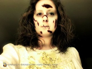 Scary Regan from the Exorcist Costume