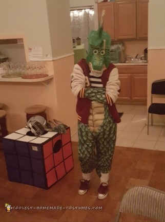 The Real Robbie Costume