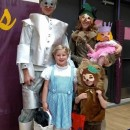 We're Off to See the Wizard of Oz Family Costume