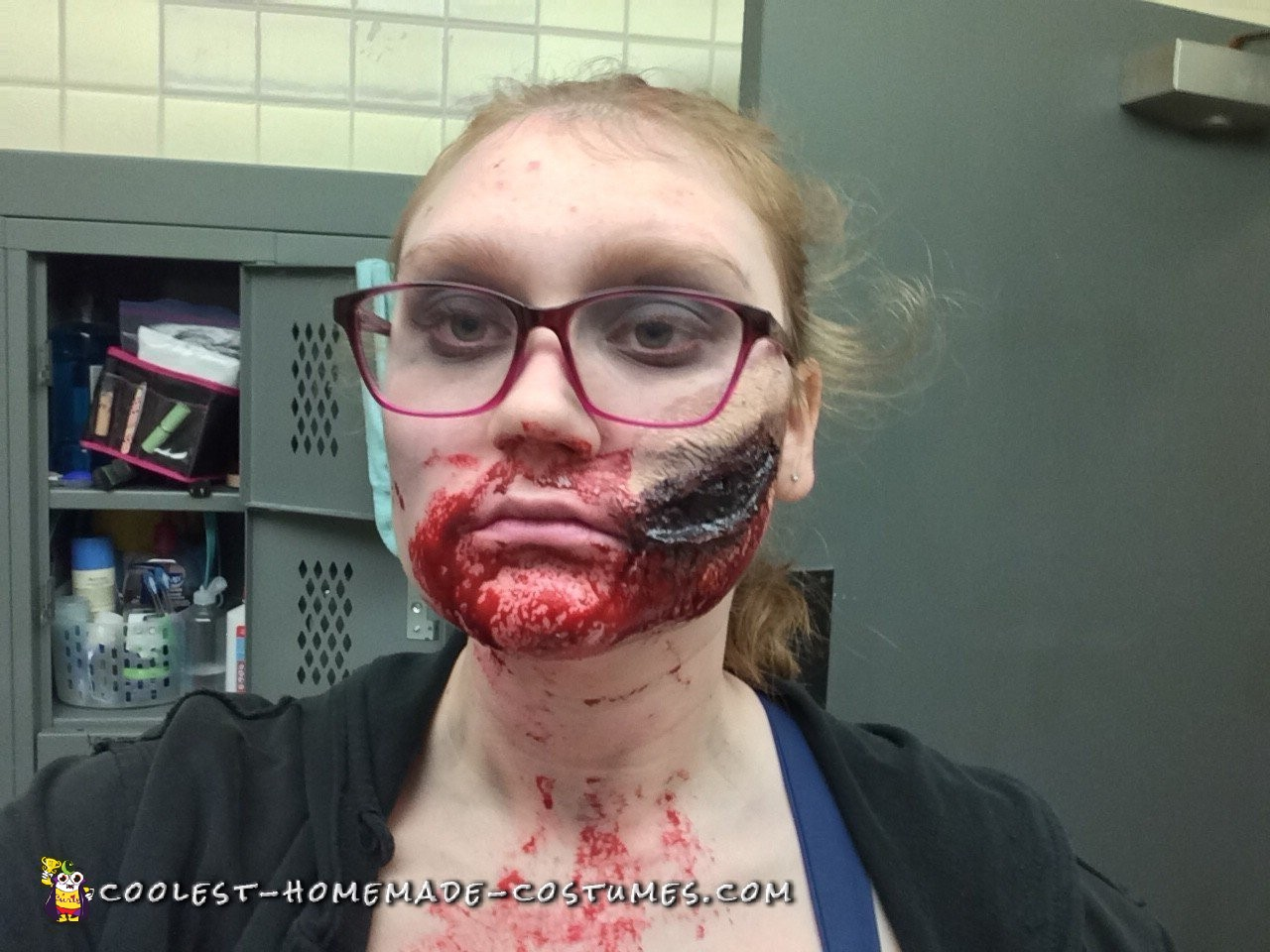 Coolest Easiest and Grotesque Zombie Walker Costume