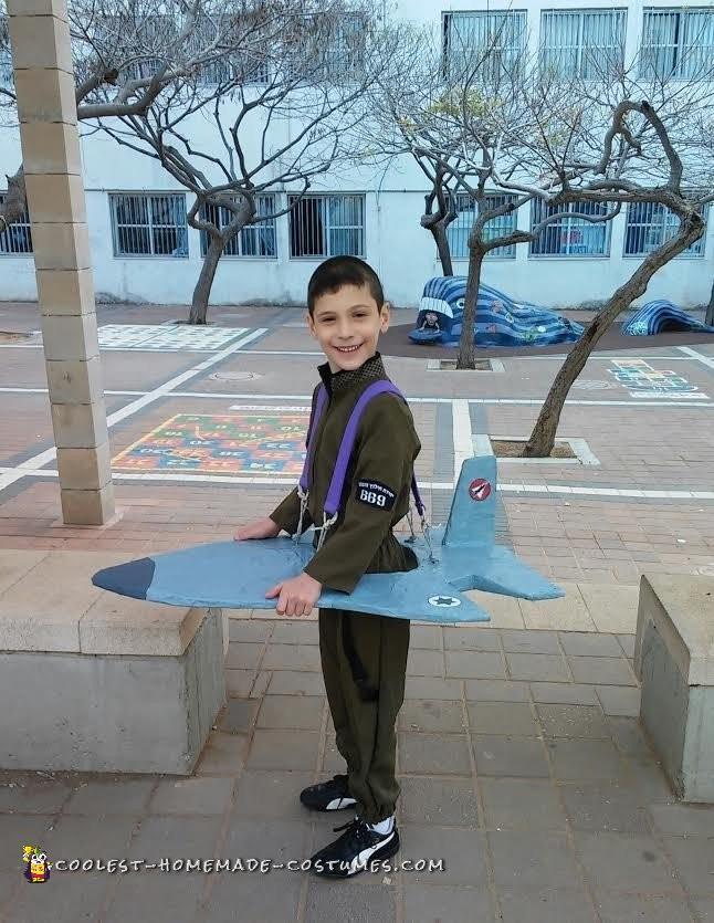 Cool F-16 costume