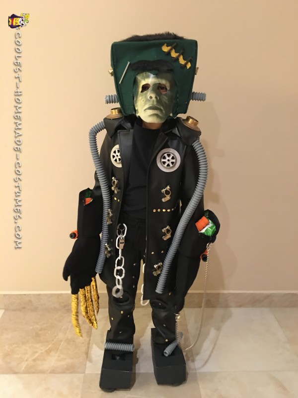 Awesome Frankenstein Costume