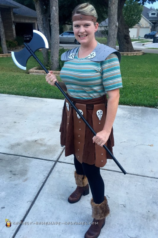 How to Train Your Dragon Group Costume