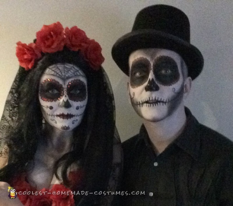 day of the dead couple - photo #20