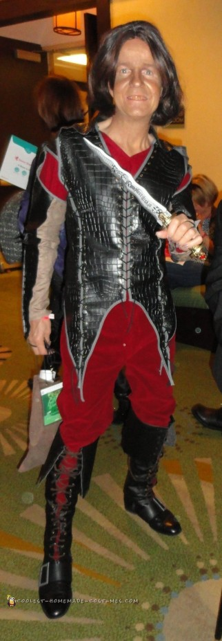Once Upon a Time Rumplestiltskin Costume