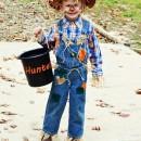 Cute Scarecrow Halloween Costume