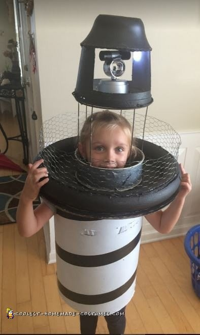 Cool Cape Hatteras Lighthouse Costume