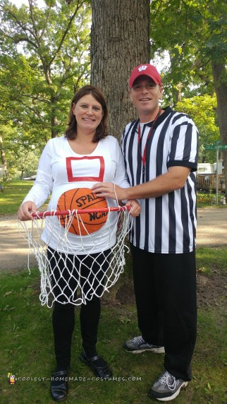 Funny Family Basketball Game Costume