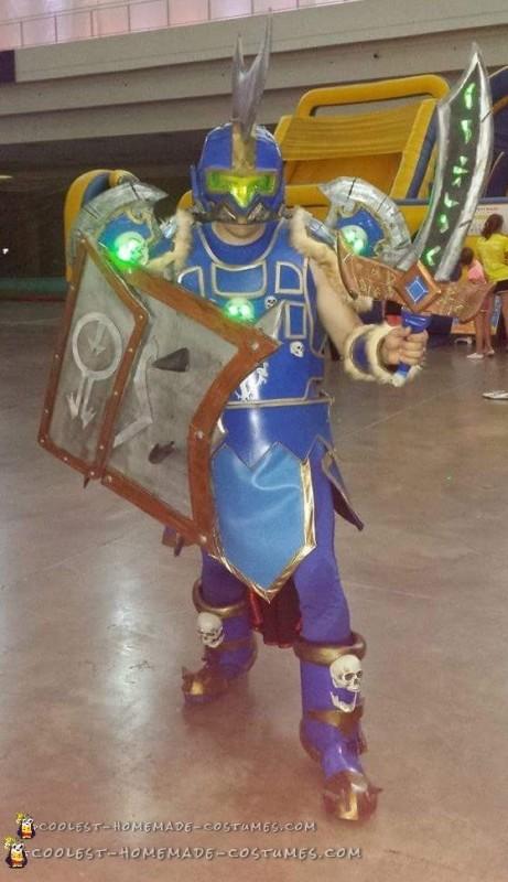 Cool Homemade World of Warcraft Costume