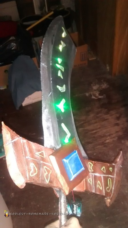 Cool Homemade World of Warcraft Costume