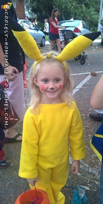 Coolest Homemade Pokemon Halloween Costumes For Kids: Ash