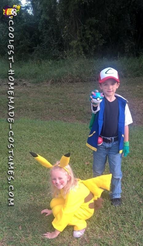 pokemon halloween costumes