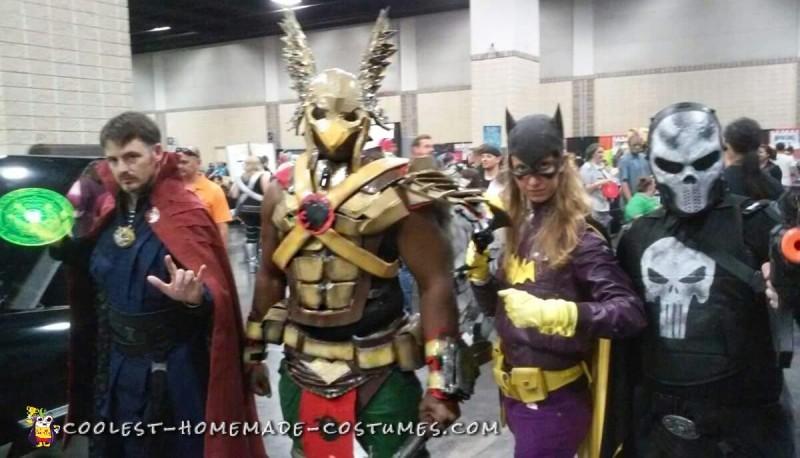 hawkman costume