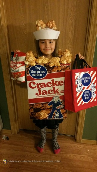 Cool Cracker Jack Costume