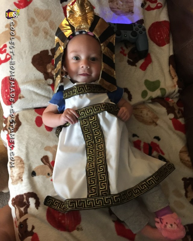 Coolest Egyptian Princess Baby - 1