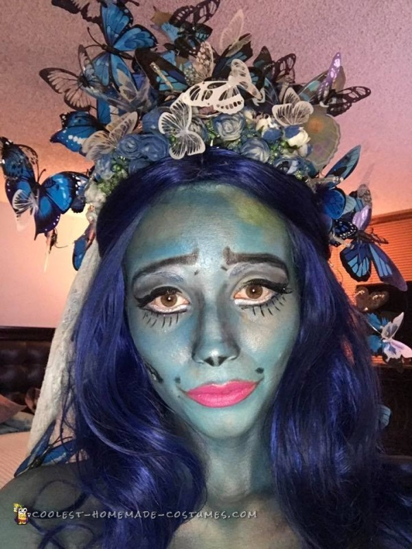adult corpse bride costume