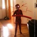 Cool DIY Carnage Kid Costume