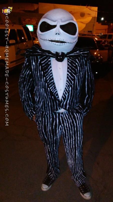 Coolest Jack Skellington Costume