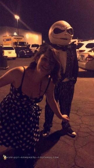 Coolest Jack Skellington Costume