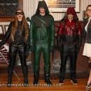 Group Arrow Costumes