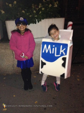 Cool Got Milk Costume