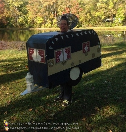 Coolest Happy Camper Costume