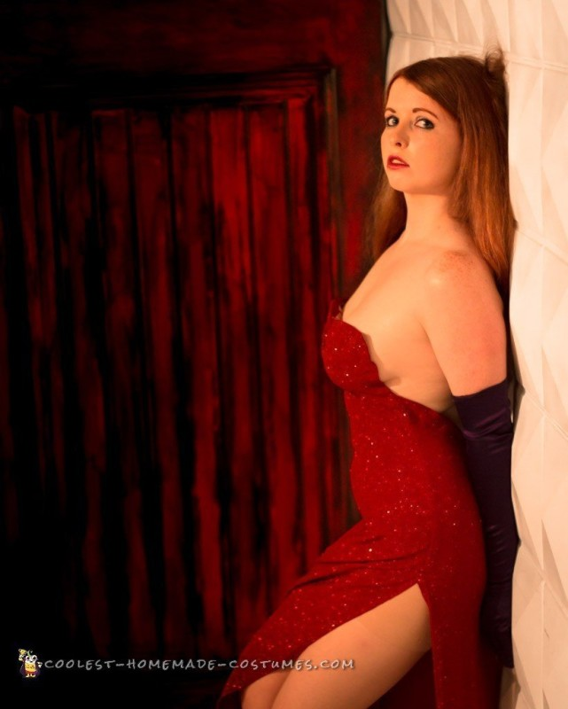 Sexy Jessica Rabbit Costume