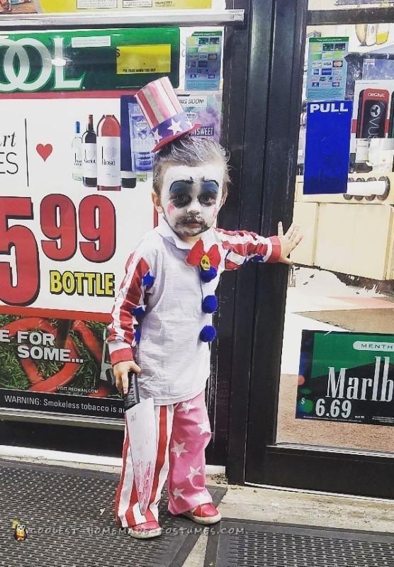 Awesome Captain Smalding Child Costume