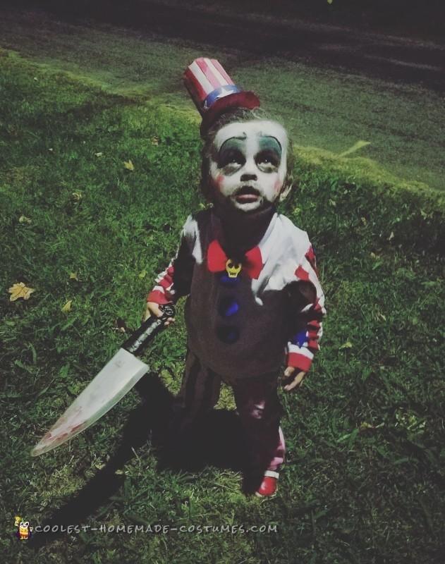 Awesome Captain Smalding Child Costume - 1