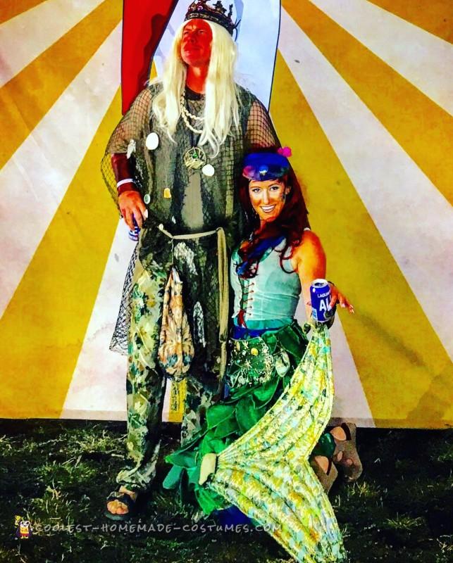 Cool Mermaid Costume
