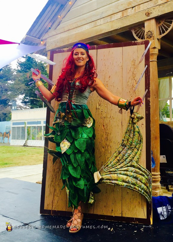 Cool Mermaid Costume
