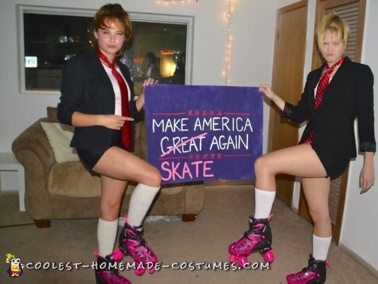 funny donald trump costume
