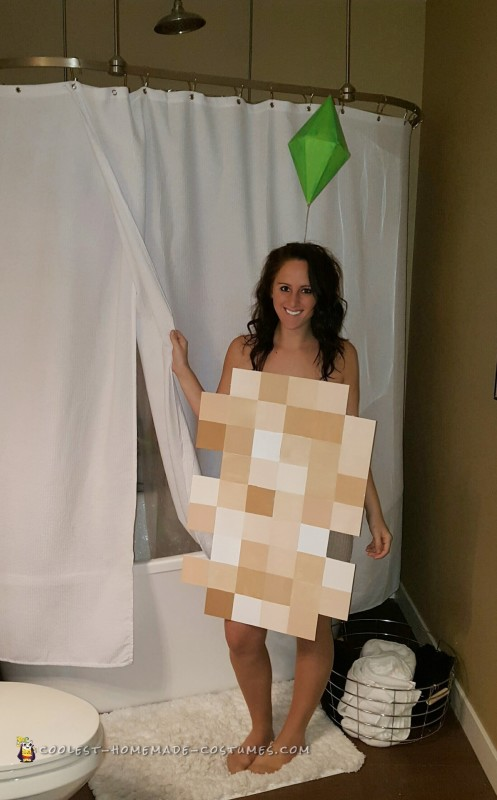 Cool Naked Sims Costume
