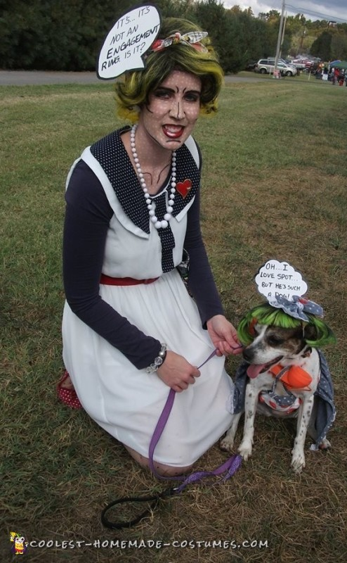 owner and pet costumes