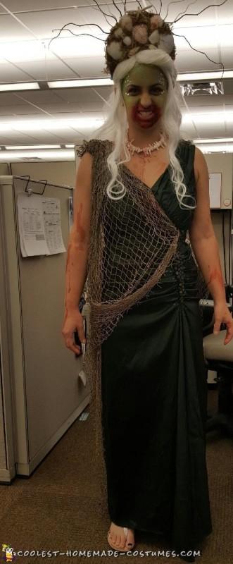 sea siren costume