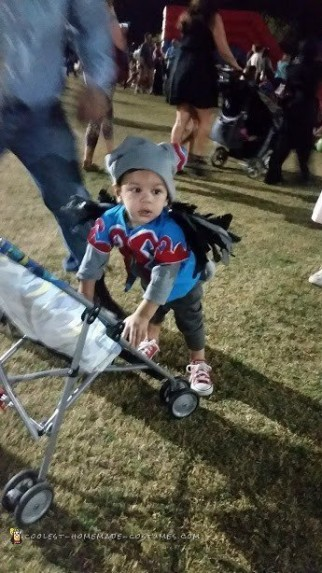 toddler monkey halloween costume