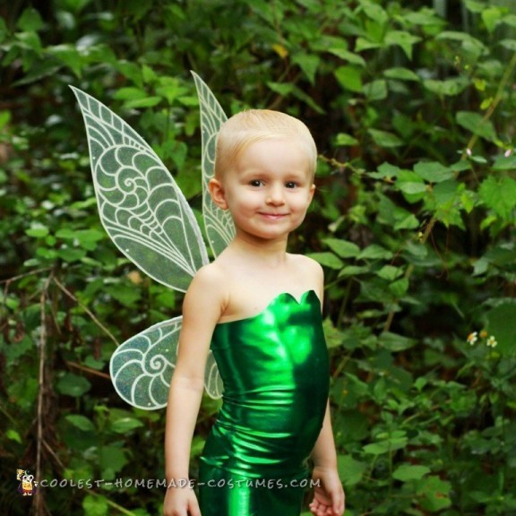 Coolest Tinkerbell Toddler Costume