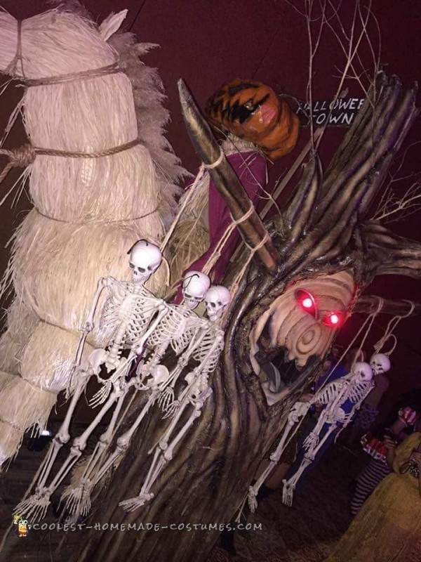 nightmare before christmas group costume