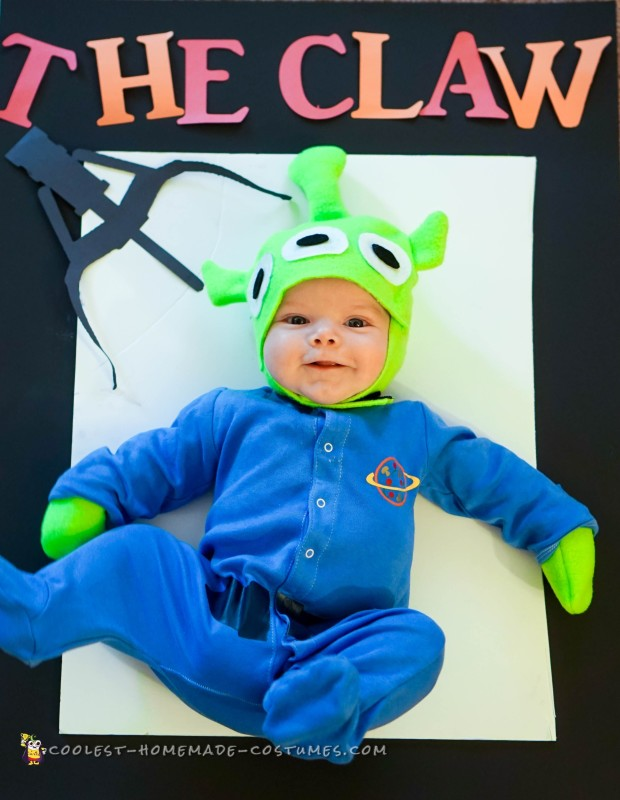 Adorable Toy Story Green Alien Costumes - 3